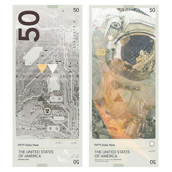 US Currency Redesigned